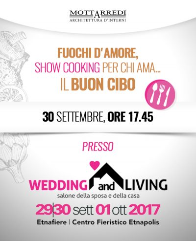 wedding and living