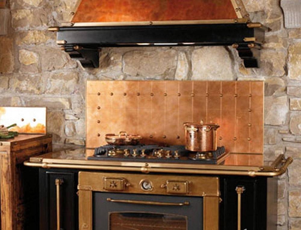 Cucine A Gas Stile Country Prezzi.Blocco Cottura Country Mottarredi It