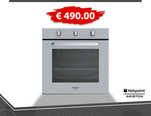 Approfittate della promozione dedicata al Forno Ariston Diamond FID 834 HS L HA al costo di 490 euro!